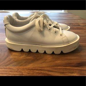 KENZO White Sneakers - Size 27